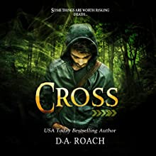 Cross Audiobook by D.A. Roach Narrated by Jeff Olyarnyk