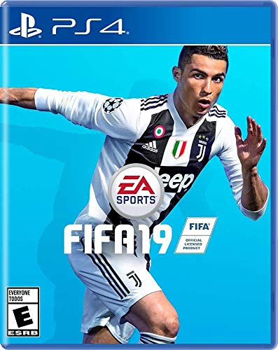 FIFA 19 - Standard - PlayStation 4 (Best Games For 2019 Ps4)