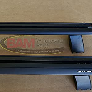 2011 JEEP GRAND CHEROKEE ROOF RACK CROSS RAIL BARS OEM MOPAR