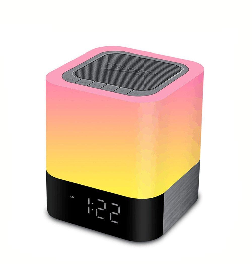 Amazon.com: Altavoz Bluetooth lámpara LED, homeyoo Control ...