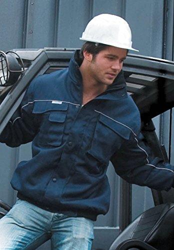 Result Workguard Heavy Duty Jacket, Navy / Navy, XL
