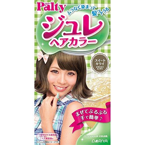 DARIYA Palty Gelee Hair Color, Sweet Kiwi by DARIYA