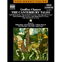 The Canterbury Tales: The Prologue/The Knight's Tale/The Miller's Tale/The Pardoner's Tale/The Merchant's Tale/The Franklin's Tale (Great Tales) by Geoffrey Chaucer (1995-07-03)