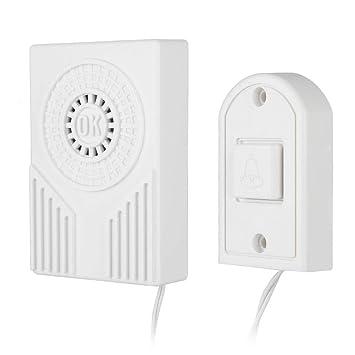 Kit de Timbre de Puerta, Alarma de Seguridad electrónica ...