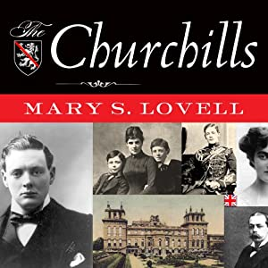 The Churchills: In Love and War Audiobook