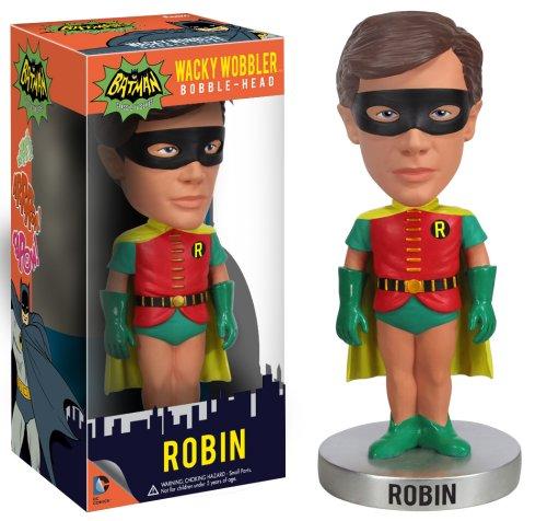 Funko DC Comics: Robin 1966 Wacky Wobbler