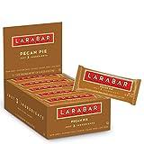 #10: Larabar Gluten Free Bar, Pecan Pie, 1.6 oz Bars (16 Count)