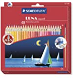 Staedtler Luna Colour Pencils 48 Shades