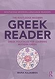 The Routledge Modern Greek Reader: Greek Folktales for Learning Modern Greek (Routledge Modern Language Readers)