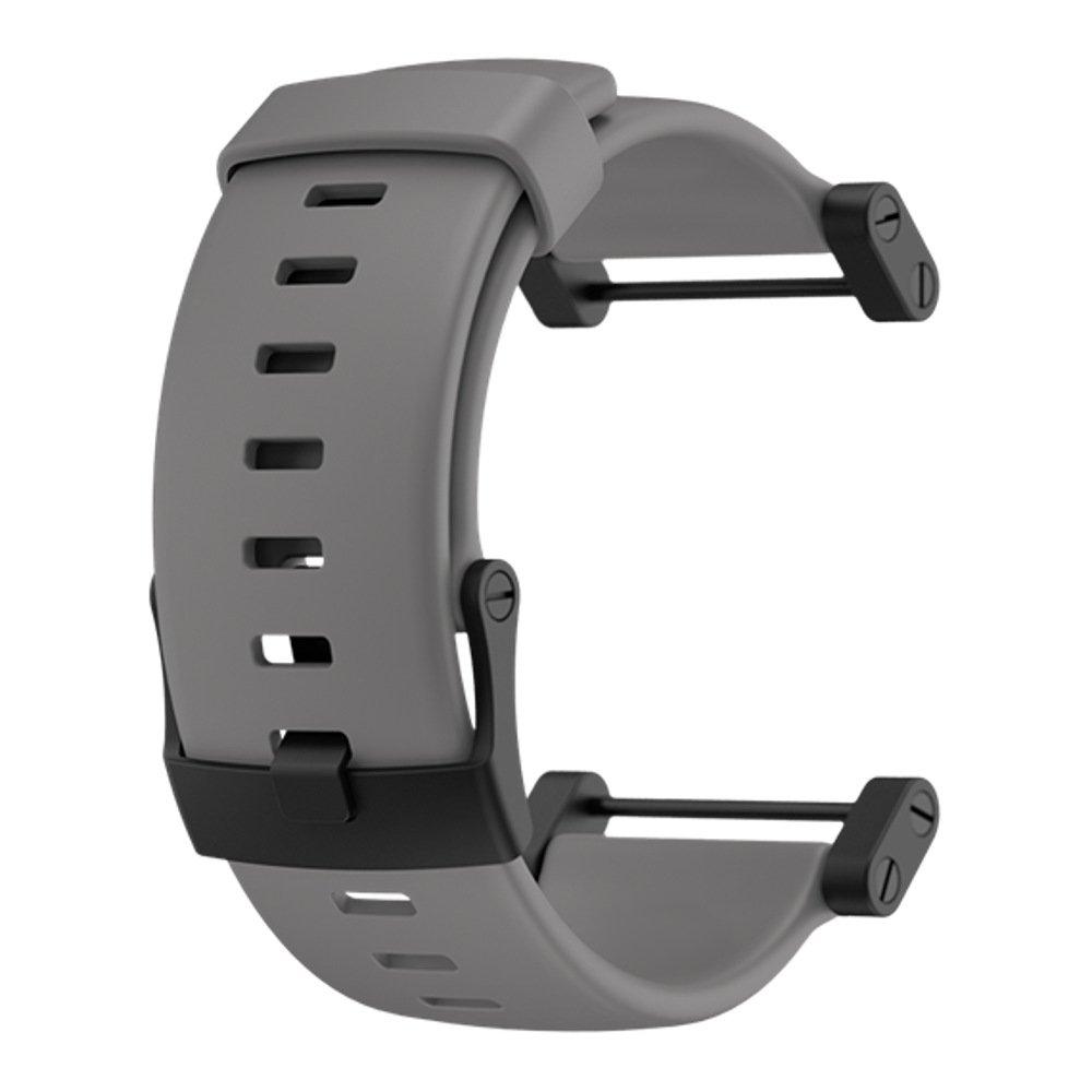Suunto Core Gray Silicone Strap SS020346000 by SUUNTO