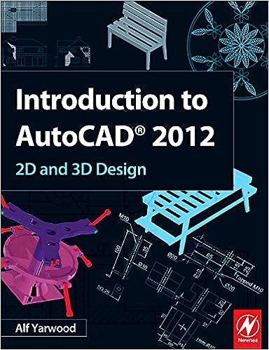 Introduction to AutoCAD 2012: Amazon co uk: Alf Yarwood