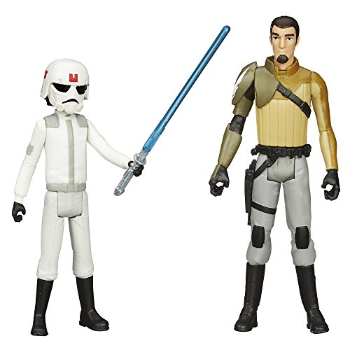 Star Wars Mission Series Ezra Bridger (Cadet) and Kanan Jarrus Pack ()