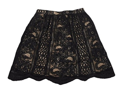 Xhilaration Juniors Lace Skirt - 1