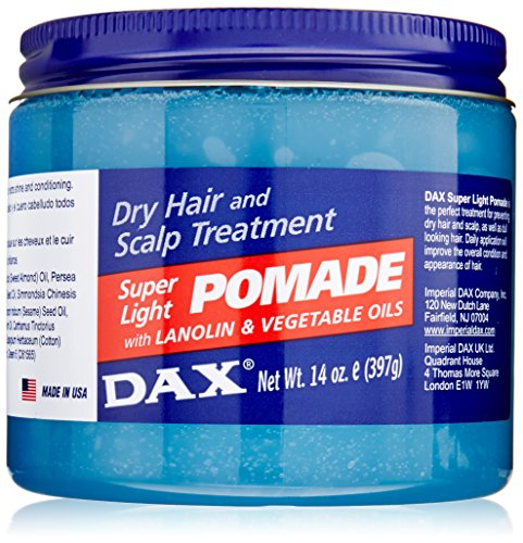 Dax Pomade Super Light 14oz Jar