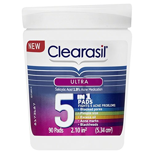 clearasil-ultra-5-in-1-acne-face-wash-pads-90-count