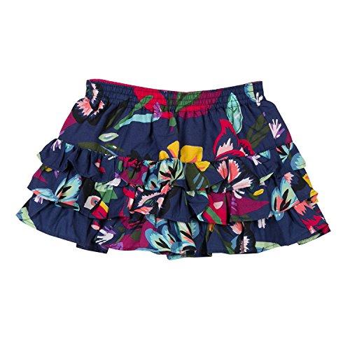 - Catimini Tropical Garden Flounce Skirt (7)