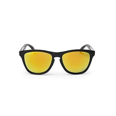 Cheapo - Gafas de sol - para hombre negro negro: Amazon.es ...
