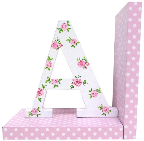 UPC 651961526728, Concepts Frames D2701PK 7 x 5-Inch Pink Rose A Left Bookend