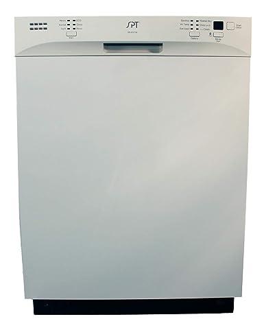 SPT SD-6501W: Energy Star 24 W/Heated Drying - Lavavajillas ...