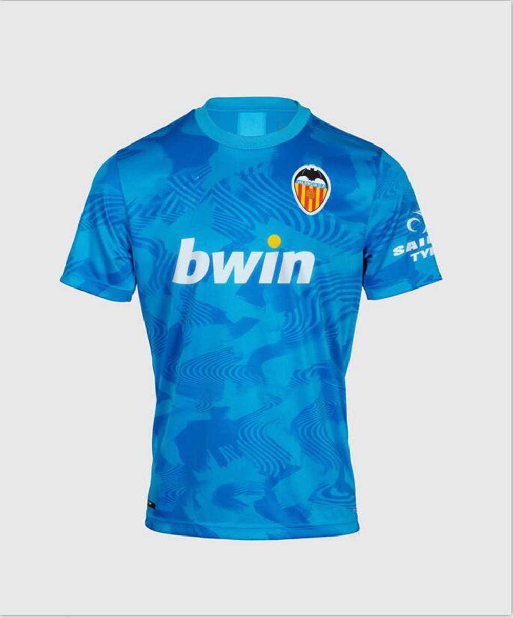 Camiseta de fútbol Personalizado 19/20 Europa Premier League Patch Jerseys de fútbol Nombre Personalizado Número Camisa para Hombres Jóvenes niños (3ª equipación, 8-9años): Amazon.es: Deportes y aire libre