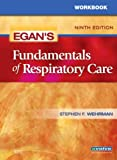 img - for Workbook for Egan's Fundamentals of Respiratory Care book / textbook / text book