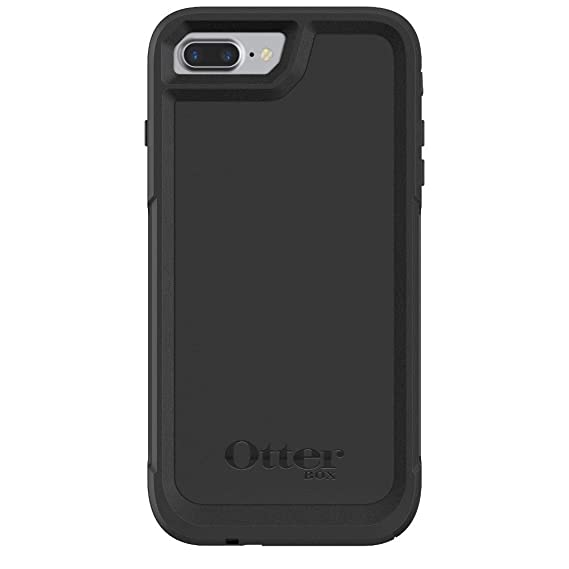 brand new d52ce bd62b OtterBox PURSUIT SERIES Case for iPhone 8 Plus / 7 Plus (Not for iPhone 8 /  7) Black (Renewed)
