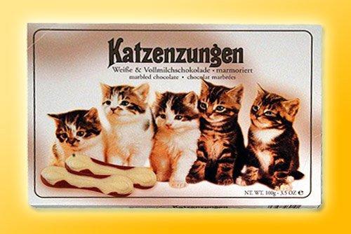 Katzenzungen Marbled Chocolate(100g/3.5oz)