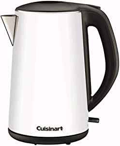Cuisinart CJK-15WA Electric Kettle, White