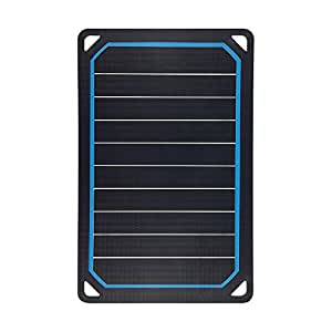 Renogy Portable E.Flex Monocrystalline 5W Plus Solar Panel with USB Port for Charging, Hiking and Biking