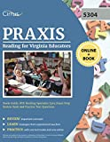 Reading for Virginia Educators Study Guide: RVE Reading Specialist 5304 Exam Prep Review Book and Practice Test Questions