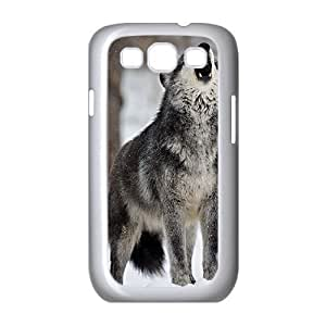 Wolves Custom Case for Samsung Galaxy S3 I9300, Personalized Wolves Case