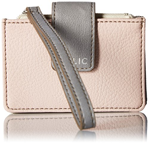 Relic by Fossil Millie Mini Wristlet Wallet, pink/multi ()