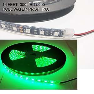 Amazon.com: Heavy duty 5M Waterproof IP68 300 LED Strip