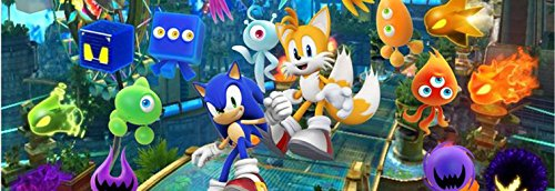 Sonic Colors - Nintendo Wii by Sega (Image #1)