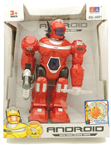 super power robot - 5