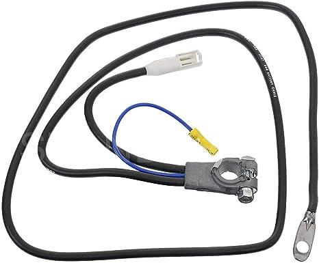 2pcs 6AWGCâble D/'Allumage Câble de Batterie Câble en Cuivre Câble de