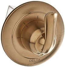 Delta T11894-CZ Linden 3 Setting Diverter Trim, Champagne Bronze