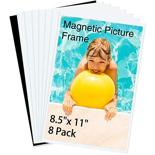 8 x 11 refrigerator magnet - 1