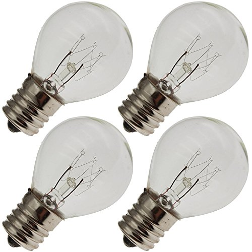 (Industrial Performance 10S11N 120V, 10 Watt, S11, Intermediate Screw (E17) Base Light Bulb (4 Bulbs))