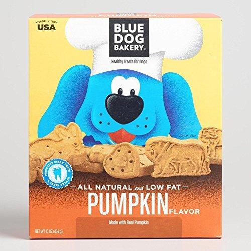 Blue Dog Bakery Healthy Treats Pumpkin Flavor 20 Oz. (1 Box) For Sale