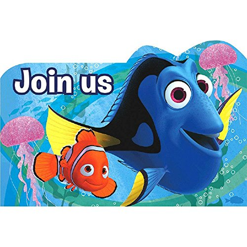 Finding Dory Invitations w/ Envelopes (8ct)]()
