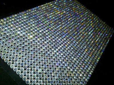 CraftbuddyUS AB Clear 5mm Bulk Sheet, 1500 Self Adhesive Dia