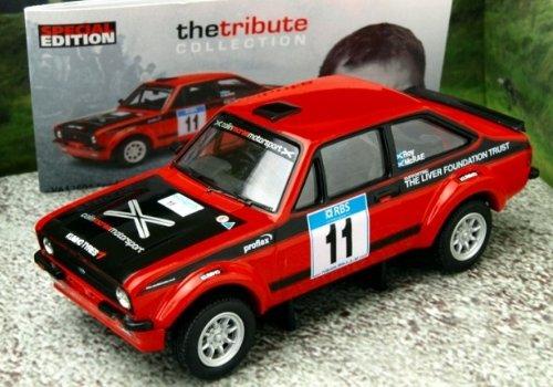 1/43 フォード エスコート MK2 DJM Motorsport Ultimate Escort ドライバー:C.McRae No.11 VA12601