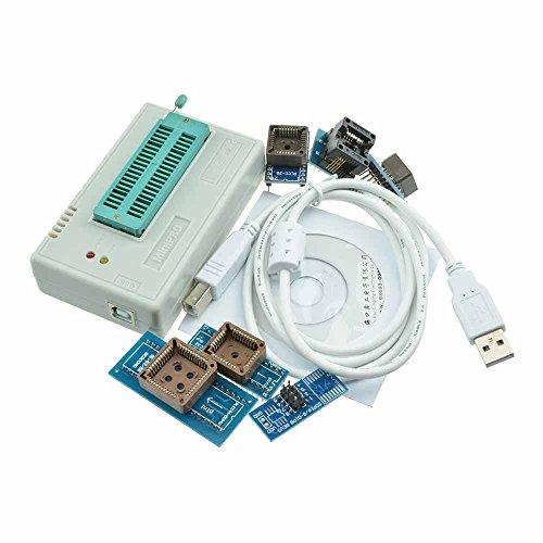 Diymore TL866CS TL866II Plus Programmer USB EPROM FLASH BIOS