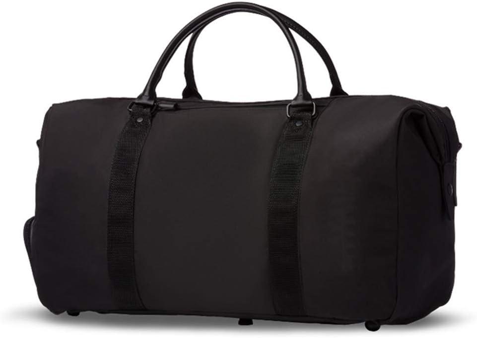 WXYXG ゴルフウェアバッグ、ライトトラベルウェアバッグ、ブラック、37×23×46cm