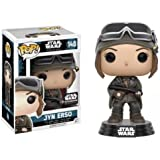 Jyn Erso POP! Star Wars Rogue One 148 Exclusive Version Vinyl Bobble Head