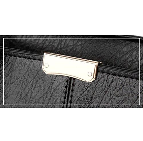 La Mode De à Darkblue Main sac à Bandoulière Bandoulière Simple Sac Womens PU U1qvTP