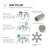 Sky Magnets 5 mm Magnetic Balls Cube Fidget