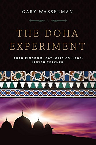 Amazon the doha experiment arab kingdom catholic college the doha experiment arab kingdom catholic college jewish teacher by wasserman fandeluxe Choice Image