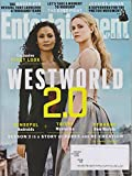 Entertainment Weekly March 9, 2018 Westworld 2.0 Thandie Newton & Evan Rachel Wood